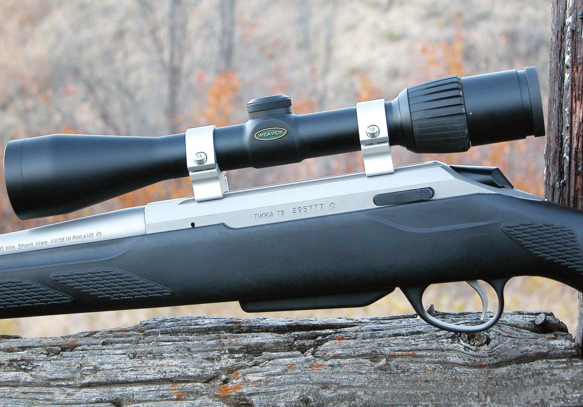 Tikka Shooters Tikka T3 By Dave Anderson